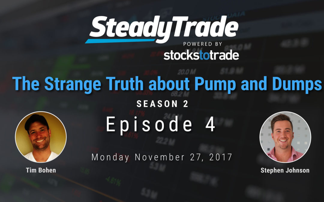 The Strange Truth about Pump and Dumps