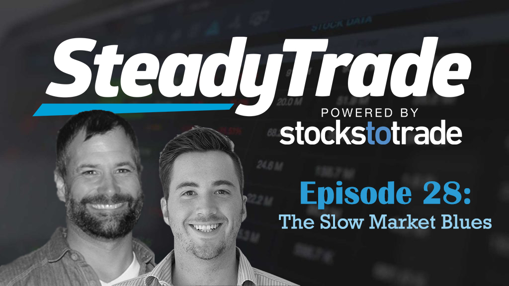 Ep 28: The Slow Market Blues