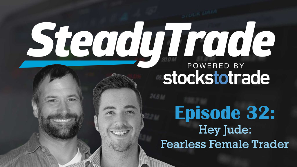 Hey Jude: Fearless Female Trader
