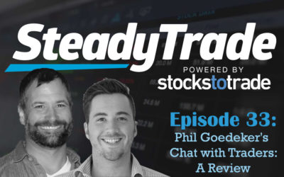 Ep 33 – Phil Goedeker's Chat with Traders: A Review