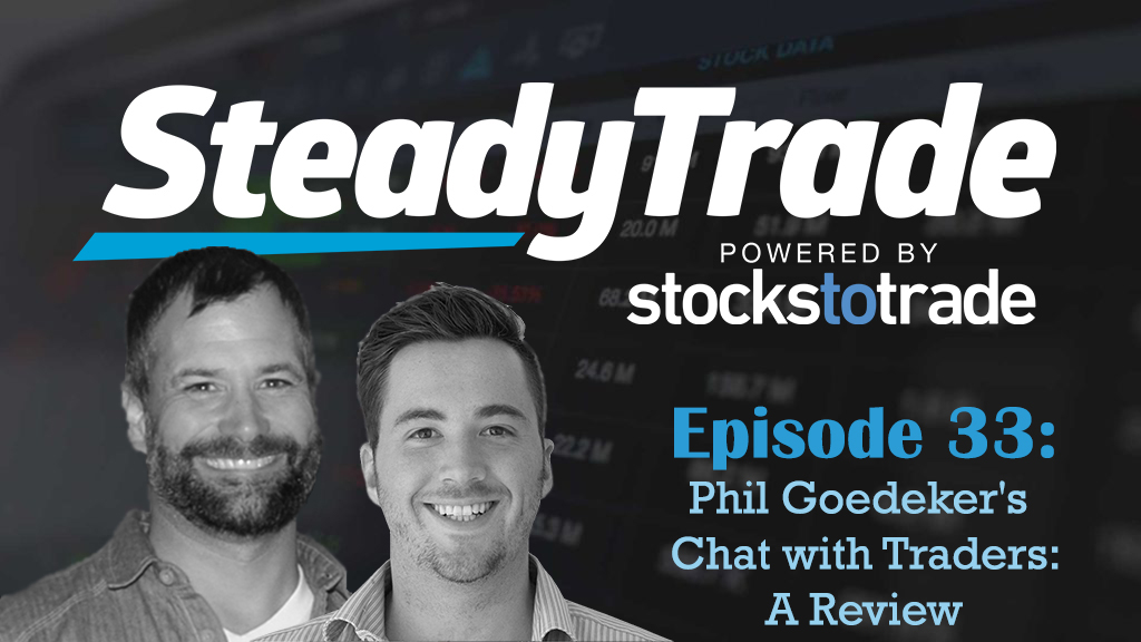 Phil Goedeker's Chat with Traders: A Review