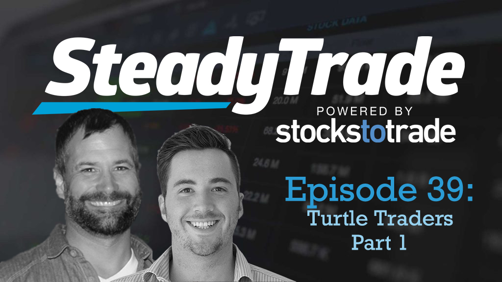 Ep 39 – Turtle Traders, Part 1