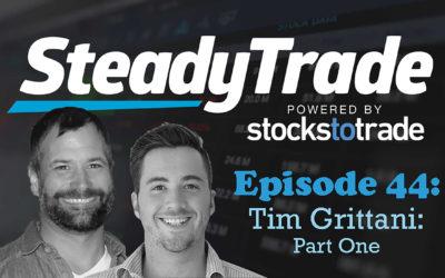 Ep 44 – Tim Grittani Part 1