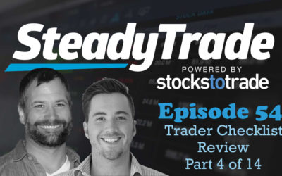 Ep 54 – A Guide To Short-Selling: Trader Checklist Review 4 of 14