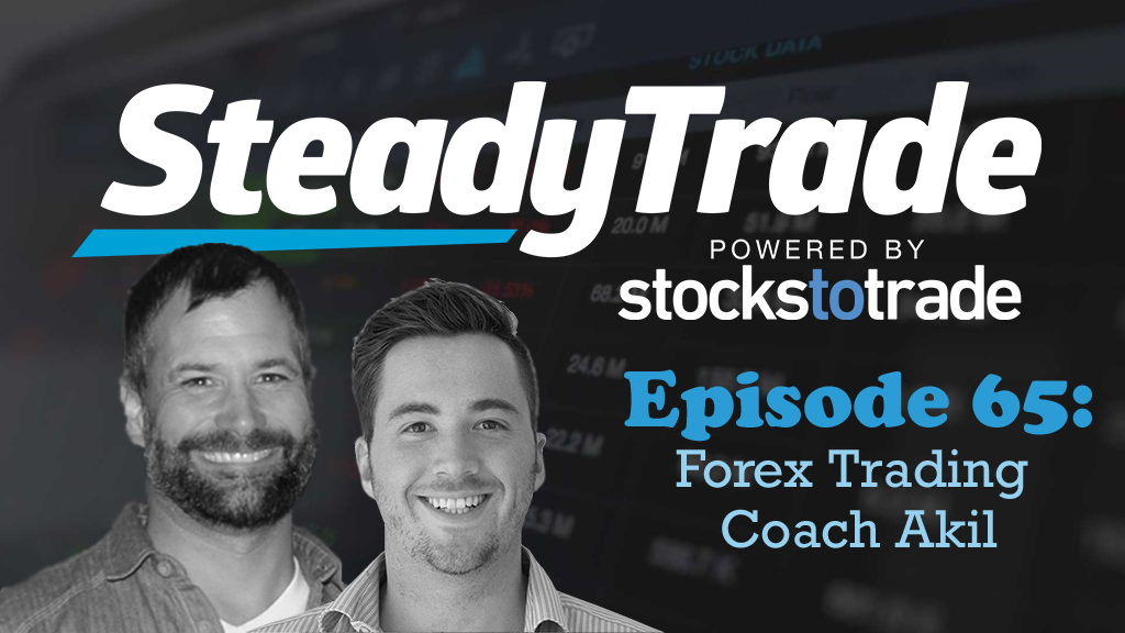 Ep 65 – Interview With Forex Trading Coach Akil