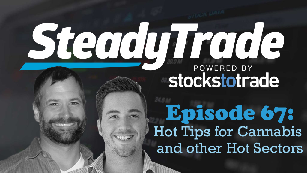 Ep - 67 Hot Tips for Cannabis and Other Hot Sectors