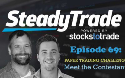 Ep 69 – Paper Trading Challenge: Meet the Contestants