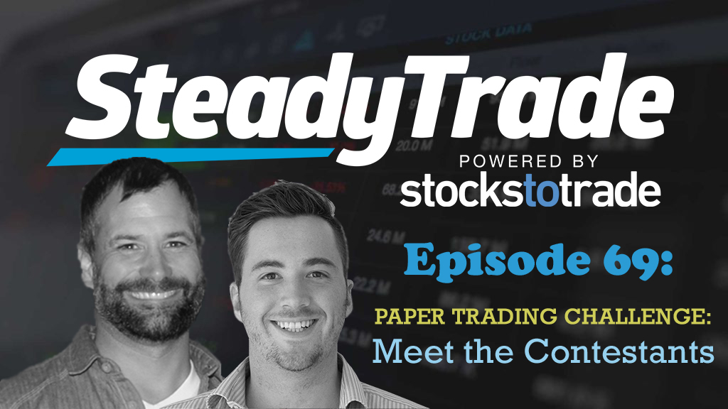 Paper Trading Challenge: Meet the Contestants