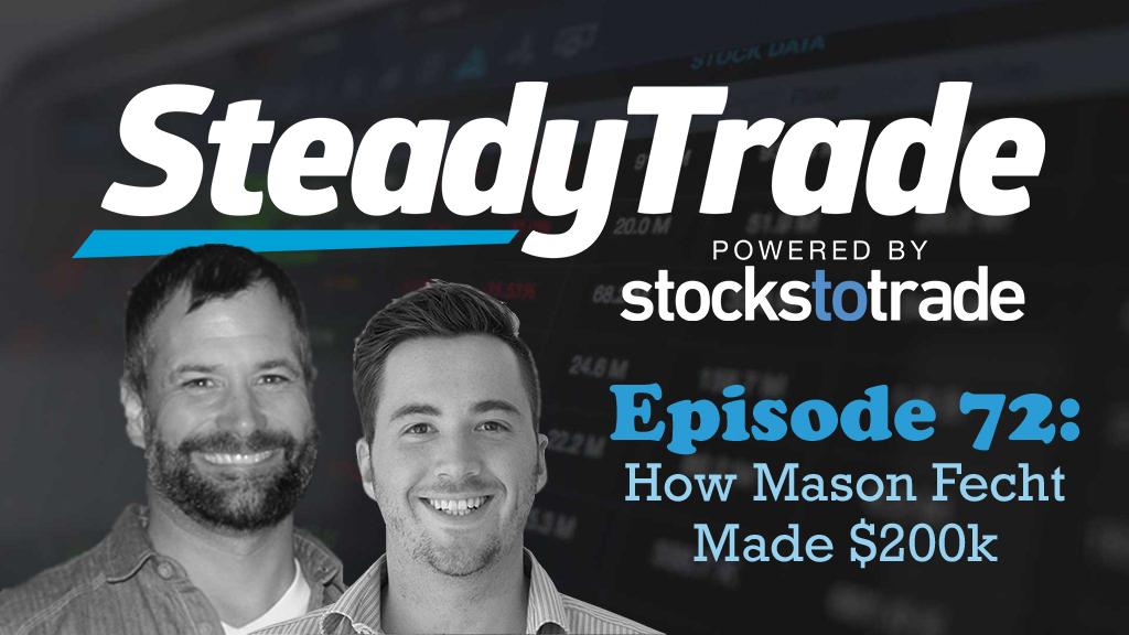 How Mason Fecht made $200k**