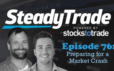 Ep 76 – Preparing for a Market Crash