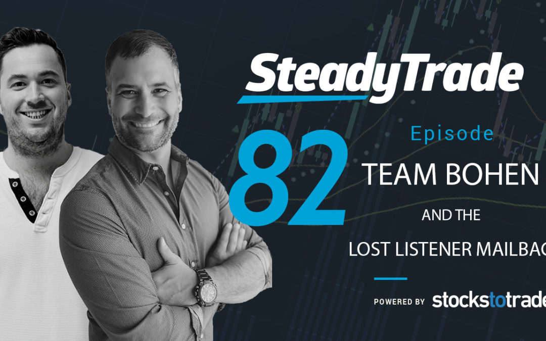 Ep 82 – Team Bohen and the Lost Listener Mailbag