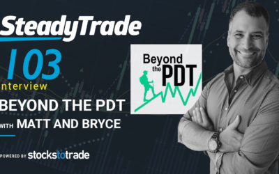 Beyond the PDT with Bryce and Matt