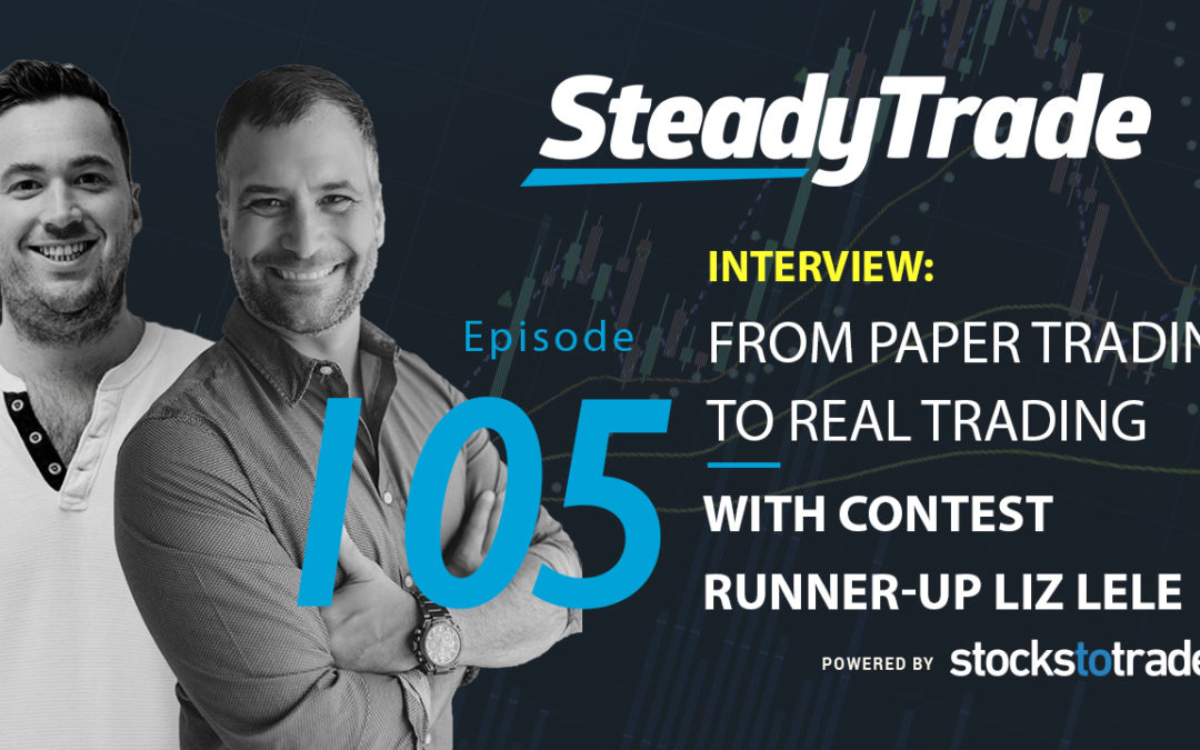 From Paper Trading to Real Trading with Contest Runner-up Liz Lele