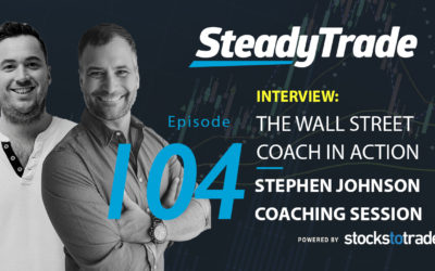The Wall Street Coach in Action — Stephen Johnson's First Coaching Session