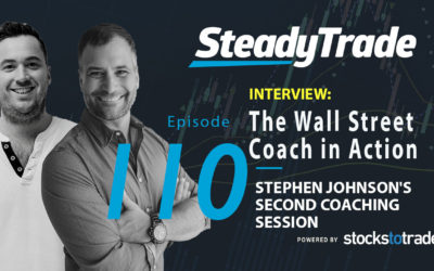 The Wall Street Coach in Action — Stephen Johnson's Second Coaching Session