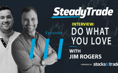 Do What You Love – Interview with Jim Rogers