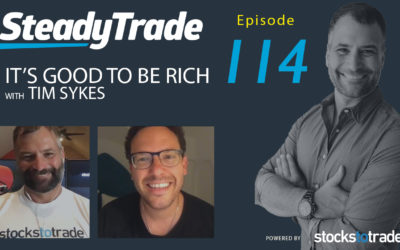 Trading Syke-ology With Tim Sykes