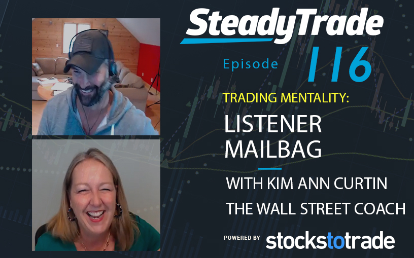 Listener Mailbag with The Wall Street Coach