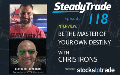 Be the Master of Your Own Destiny: Chris Irons
