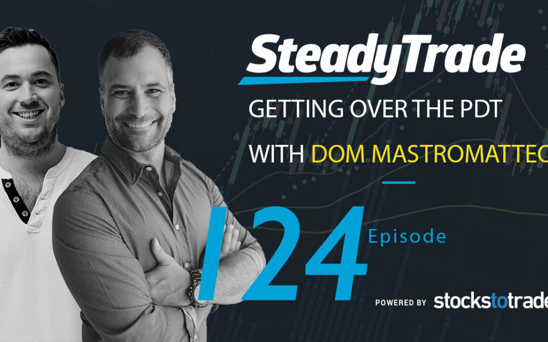 Getting Over the PDT with Dom Mastromatteo