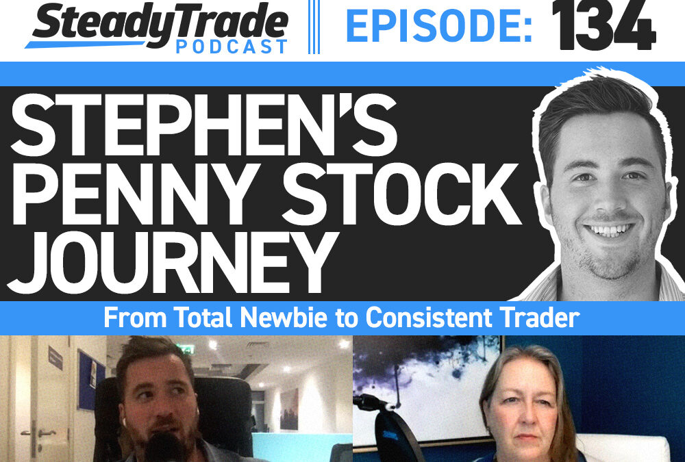 Stephen's Penny Stock Journey: From Total Newbie to Consistent Trader