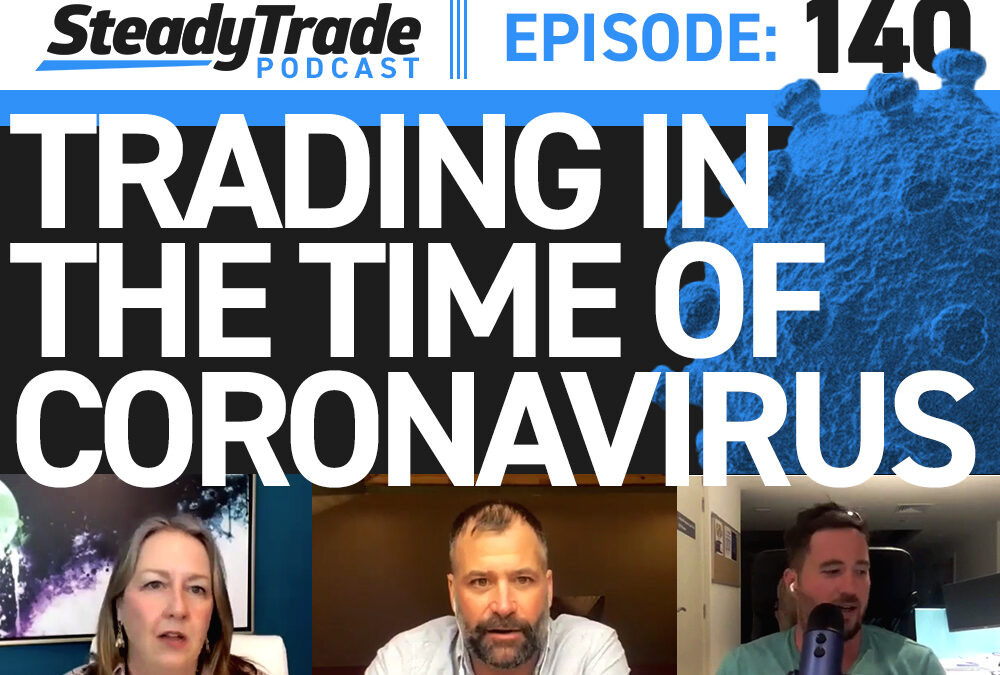 Ep 140: Trading in the Time of Coronavirus