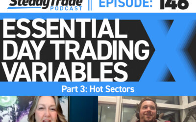 Ep 146: Essential Day Trading Variables Part 3: Hot Sectors