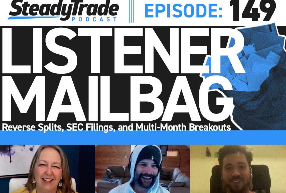 Ep 149: Listener Mailbag: Reverse Splits, SEC Filings, and Multi-Month Breakouts
