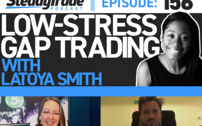 Ep 156: Low-Stress Gap Trading with Latoya Smith