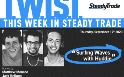 TWIST: Special Guest Huddie and Surfing Big Waves