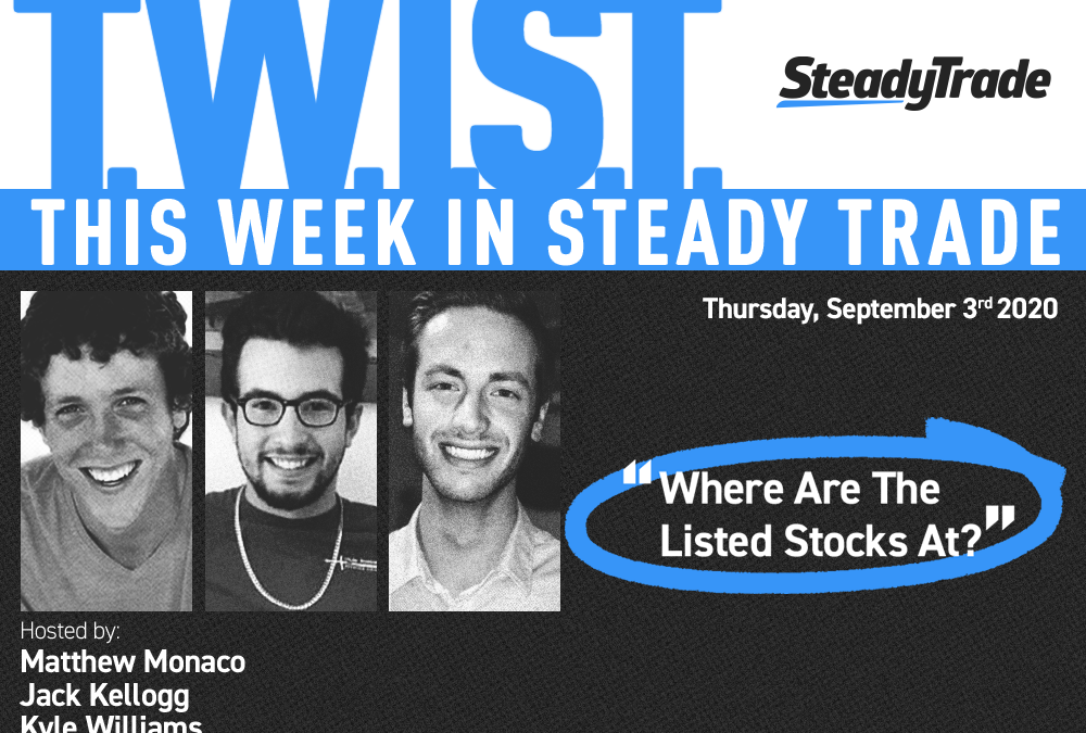TWIST: Where Are All the Listed Stocks? With $ALYI