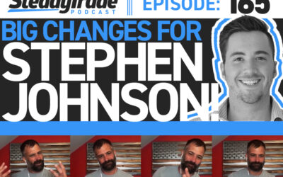 Ep. 165: BIG Changes For Stephen Johnson!