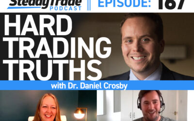 Ep. 167: Hard Trading Truths with Dr. Daniel Crosby