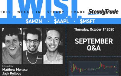 TWIST: September Q&A