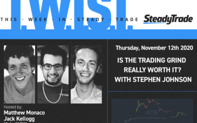 TWIST: Is the Trading Grind REALLY Worth It? With Stephen Johnson