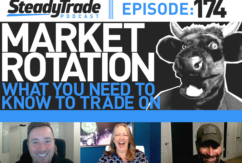 Ep. 174: Market Rotation: What You Need to Know to Trade On
