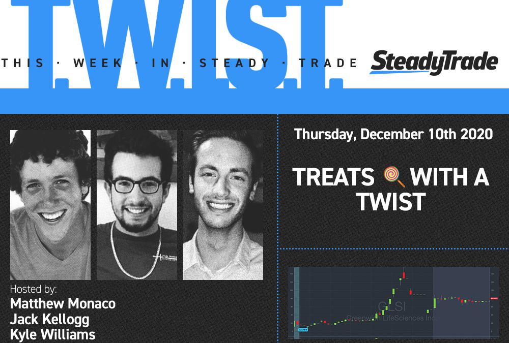 TWIST: Treats 🍭 With a TWIST