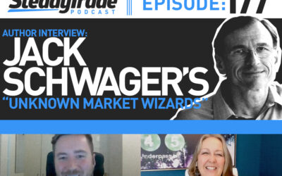 "Ep 177: Author Interview: Jack Schwager's ""Unknown Market Wizards"""