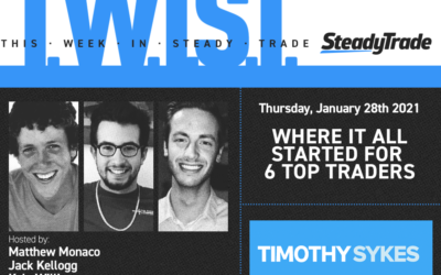 TWIST: Where It All Started for These 6 Top Traders