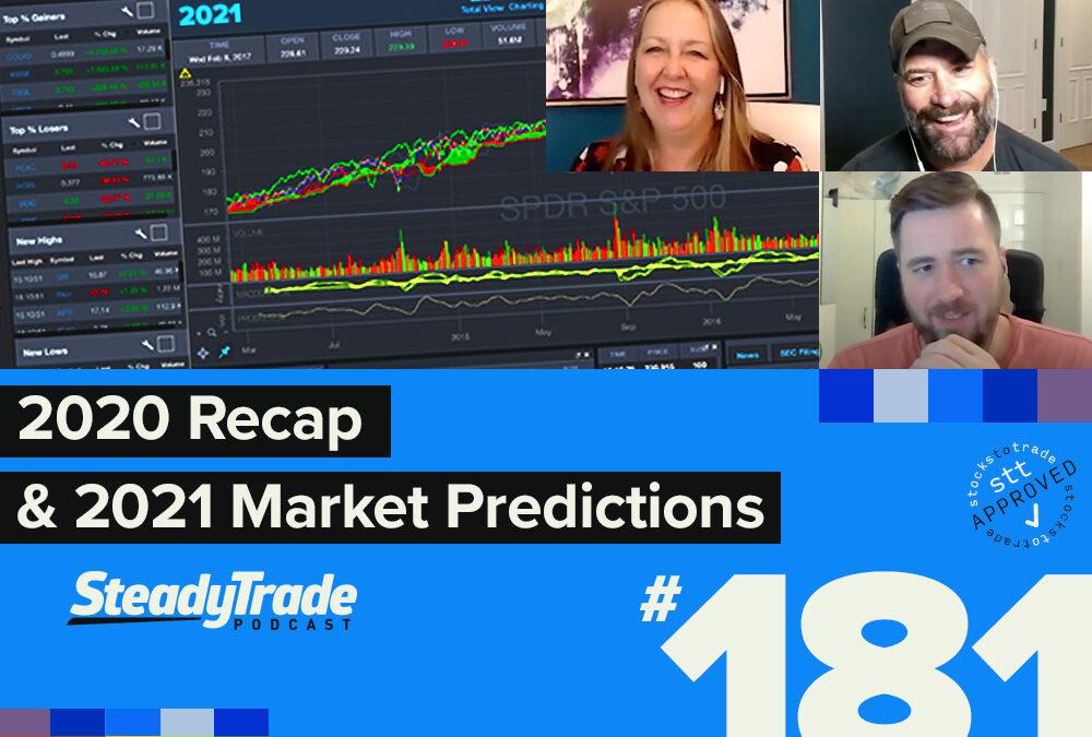 Episode 181: 2020 Recap and 2021 Market Predictions