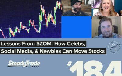 Episode 184: Lessons From $ZOM: How Celebs, Social Media, & Newbies Can Move Stocks