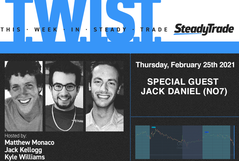 TWIST: Special Guest Jack Daniel (No7)