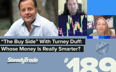 """Episode 189: """"The Buy Side"""" With Turney Duff: Whose Money Is Really Smarter?"""