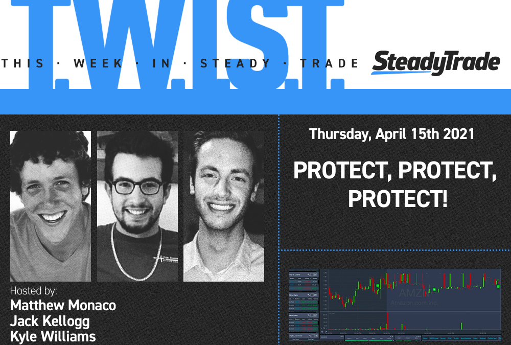 Ep 44: Protect, Protect, Protect!