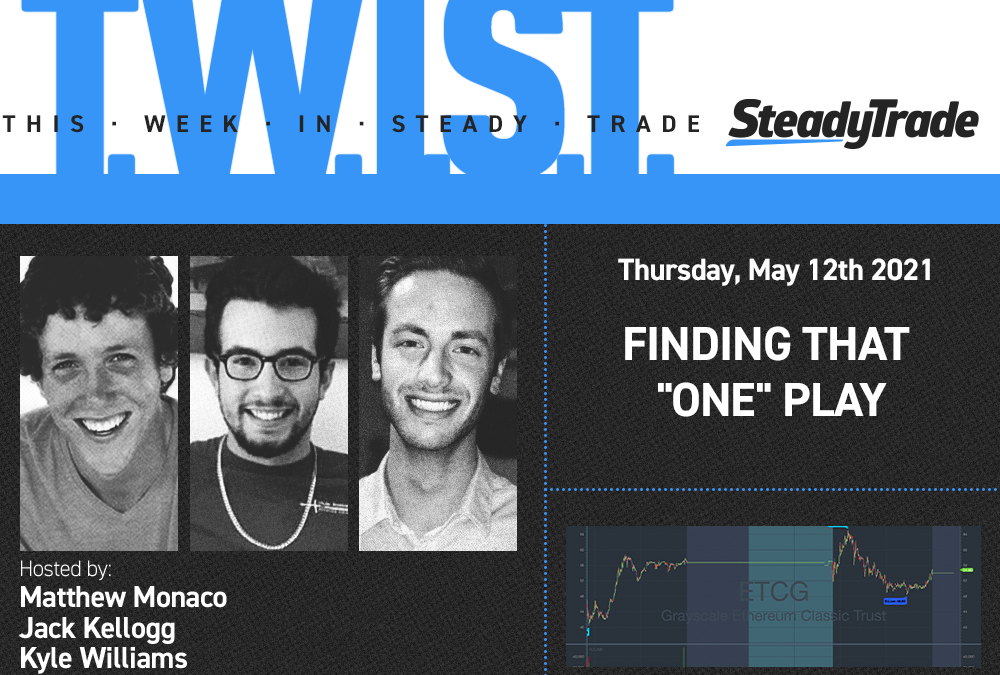 """TWIST: Finding That """"One"""" Play"""