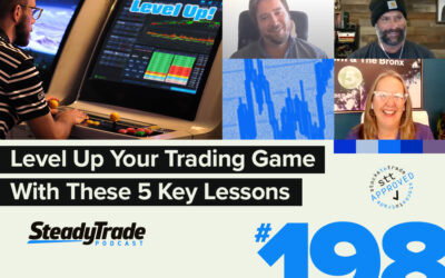 Episode 198: Level Up Your Trading Game With These 5 Key Lessons