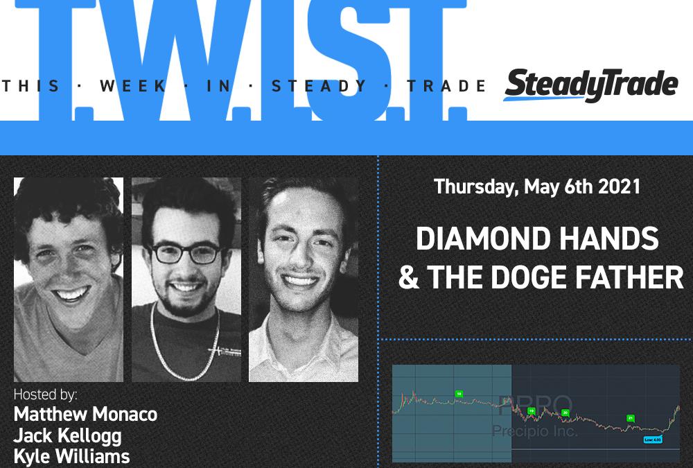 TWIST: Diamond Hands & The DOGE Father