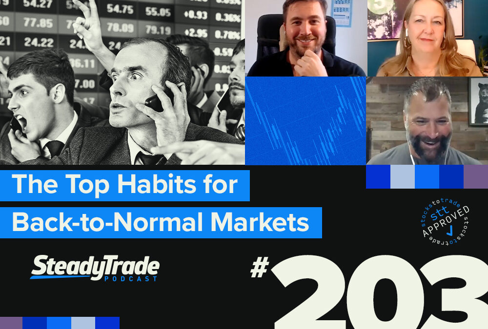 Episode 203: The Top Habits for Back-to-Normal Markets