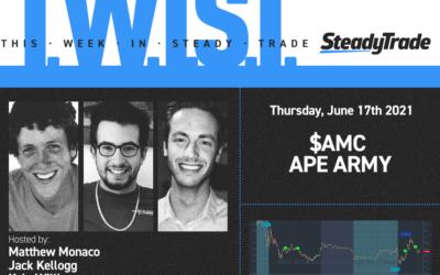 TWIST: $AMC Ape Army
