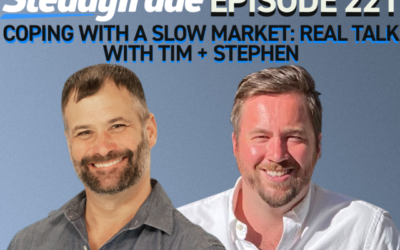 Ep 221: Coping With a Slow Market: Real Talk With Tim + Stephen